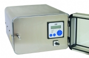 WITT'S GAS FLUSHING UNIT WITH NEW SENSOR FOR FOOD INDUSTRY