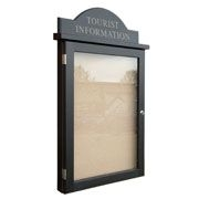 Ultra-high performance notice boards