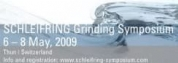 The 2nd Schleifring Grinding Symposium