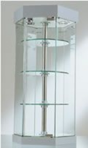 POD Retail Displays Expands Range of Glass Display Cabinets