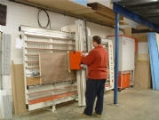How to choose a vertical panel saw