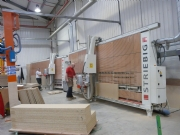 Millennium Door Systems buys second Striebig vertical panel saw