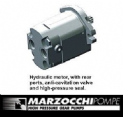 New HIGH PRESSURE Seal from MARZOCCHI POMPE