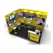 New and Exciting Exhibition Stand Design Ideas from POD Exhibition Systems