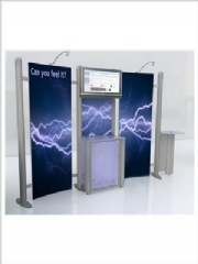 Digital Screen Multimedia Exhibition Displays on a budget?