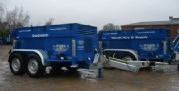 New Trailer Mounted Winches