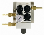 WITT INDUSTRIAL GAS MIXING SYSTEMS FOR WHERE AN ADJUSTABLE GAS MIXTURE IS REQUIRED