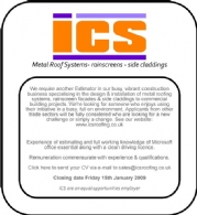ICS require an additional estimator