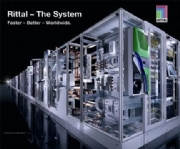 Rittal provide a comprehensive data centre solution from a single source