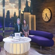 New large clocks manufactured for Daybreak ITV