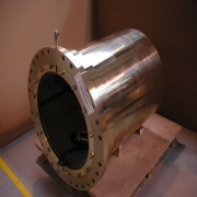 Developments in water lubricated bearings for low speed operation