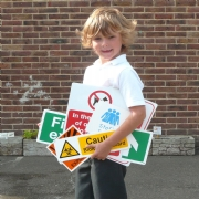 New Education Catalogue. Easy guide to safety signs and general signage for the education ind