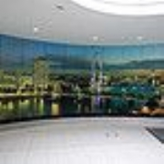 Gatwick London Airport Refurbishment Project. Stocksigns produces iconic scenes to help promo