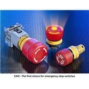 EAO - The first choice for emergency stop switches