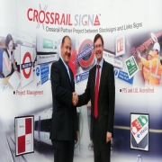 Stocksigns and Links Signs Create 'One Stop' Sign Shop for Rail