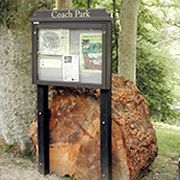 National Trust opts for Recycled Plastic Notice Boards