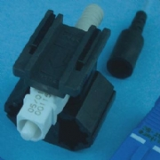 0.2dB Connectors Without Epoxy or Polishing