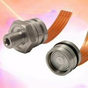 Cost Effective Stainless Steel OEM Pressure Sensors Offer Ranges from 200 mbar