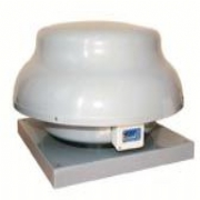 Roof extract fan