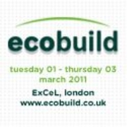 See GoGeothermal at ecobuild exhibition