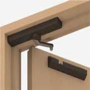 How To Add Soft-Closing Functionality To Free Swinging Doors