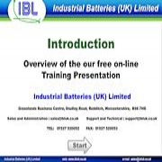 Free on-line Battery Training