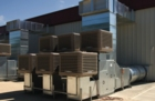 2.5 MW data centre is kept cool by evaporative cooling