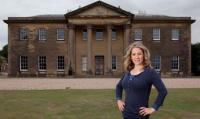 Scaffold tower for Sarah Beeny Restoration Nightmare