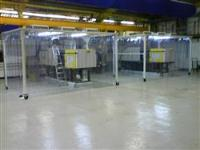 ISO Class 7 Modular Cleanrooms