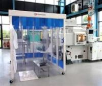 Mini Environment for Injection Moulding