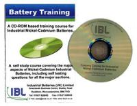 Nickel-Cadmium Industrial Battery CD-ROM based Training Programme