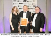 Barnstaple company recognised at major national manufacturing awards