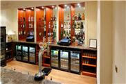 Luton Hoo: State of the art bar equipment for a stately home