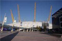 IMC solves The O2's food waste disposal problems