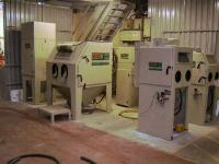 Subcontract Surface Finishing and Blasting Services