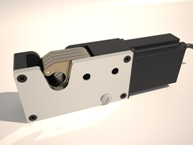 """""""Wide Mouth"""" Electric Gate Lock Assembly on show at IFSEC"""