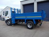 New Renault 18 Tonne Insulated Tippers