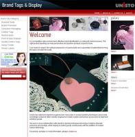 New Brand Tag & Display Website Launched!