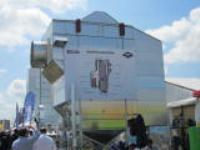 GREAT INTEREST IN NEW SVEGMA HEAT RECOVERY DRIER AT CEREALS 2012