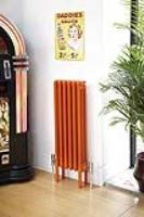 Coloured and painted radiators