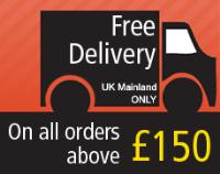 Free Delivery on Order Over £150!!