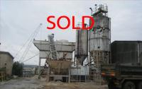 NOW SOLD - Used 'TEKA' Pan Mixer Concrete Batching Plant