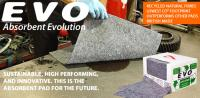 New Recycled Absorbents - Lowest CO2 Footprint - Highest Oil Sorbency