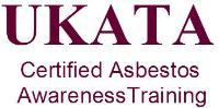 UKATA Certified Asbestos Awareness Training now available ONLINE!!