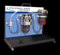 Low Cost Fuel Klenze Filter Means Clean Fuel and Efficient Engines