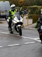 Motorcycling for a Good Cause