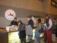 Good Directions Ltd supply bespoke clocks for Grand Designs Live exhibition, celebrating 100 episodes of the TV show.