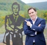 Celebrity touch for national art scheme
