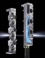 Rittal's new generation of bus-mounting fuse bases