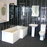 Create the Illusion of Space with Bathroom Cladding